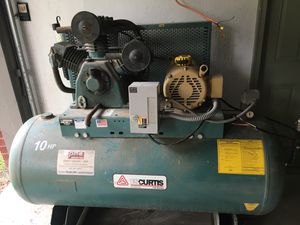 Industrial air compressor for Sale in Houston, TX