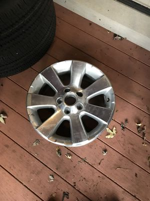 VW Touareg wheel for Sale in Arlington Heights, IL