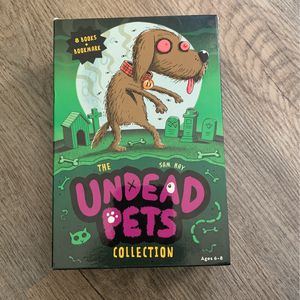 Undead Pets Books 1-8 for Sale in Fresno, CA