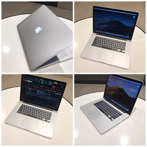 "INTEL CORE i7 / 16GB Ram / 500GB SSD, /Macbook Pro 15"" Retina Display, OS 2018, Office,DJ Serato, Good Condition, Ready for use. for Sale in Queens, NY"