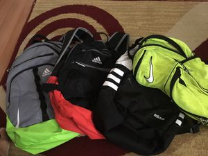 Assorted Backpacks for Sale in Irwin, PA