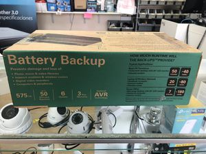 Battery backup new for Sale in Miami, FL