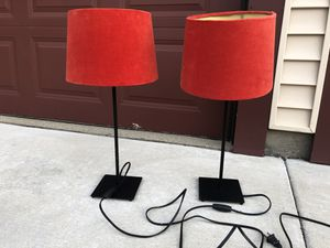 Lamps for Sale in Arlington Heights, IL
