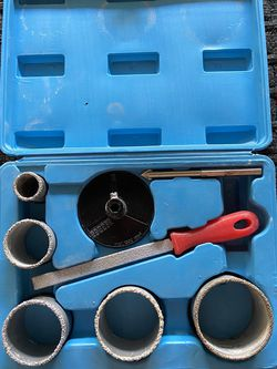 Carbide Gritted Hole Saw Set for Sale in Lake Forest,  CA