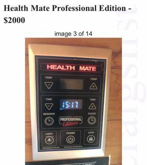 Health Mate Professional Sauna for Sale in Corona, CA