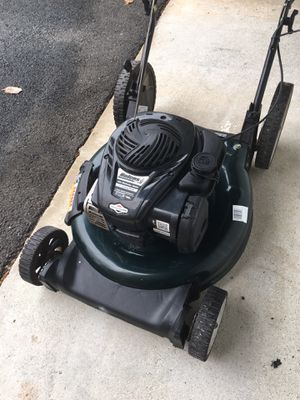 Push lawn mower - great working condition for Sale in Fairfax, VA