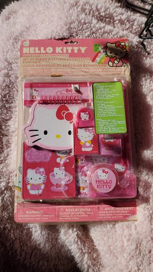 Hello kitty Stationary set for Sale in Chula Vista, CA