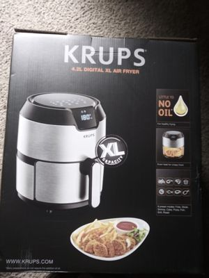 Krups 4.2L Air Fryer for Sale in Tacoma, WA