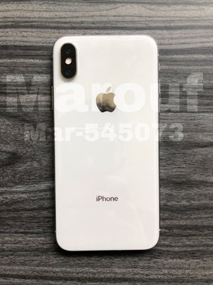 Apple Iphone x 64gb (AT&T/Cricket) SUPER CLEAN!! for Sale in Daly City, CA