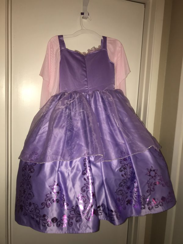 Disney Rapunzel Dress/Costume