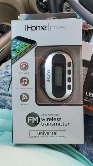 IPhone Bluetooth transmitter (brand new) for Sale in Spring Hill, FL