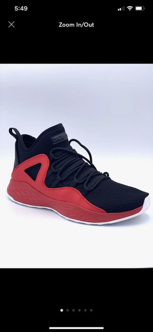 Nike Air Jordan Formula 23 Black Gym Red 9.5 men's for Sale in Albuquerque, NM