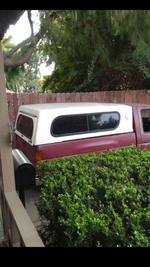 Truck Camper Shell ----Cheap. for Sale in Long Beach, CA