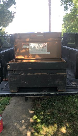 Knaack job box for Sale in Thornville, OH