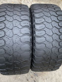 2 tires 33/12.50/18 Delinte for Sale in Bakersfield,  CA