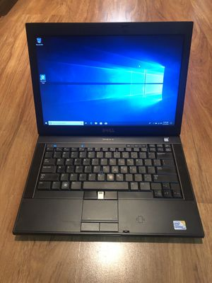 Dell Latitude e6400 4GB Ram 160GB Hard Drive 14.1 inch Windows 10 Pro Laptop with charger in Excellent Working condition!!!!!!!! for Sale in Aurora, IL
