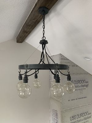 Light fixture for Sale in Oregon City, OR