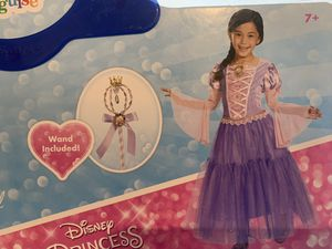 New Disney Rapunzel Princess Child Costume for Sale in El Monte, CA