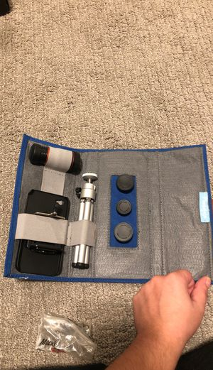 Photojojo iPhone camera kit. for Sale in Anaheim, CA
