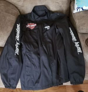 Harley Davidson windbreaker jacket. Brand new for Sale in Middletown, VA