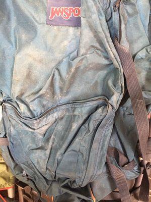 Jansport hiking camping backpack for Sale in Hudson, FL