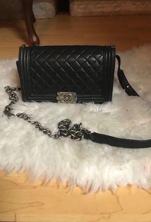 Chanel Black real bag for Sale in Las Vegas, NV