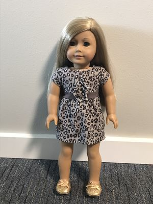 American girl doll with accessories. for Sale in East Wenatchee, WA