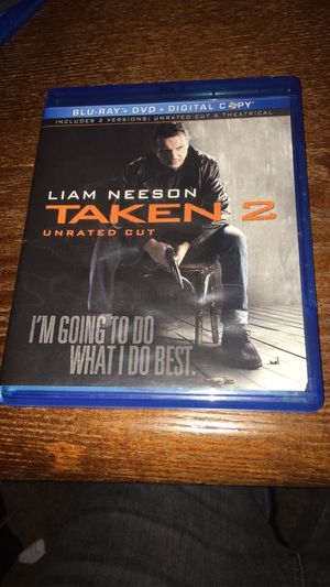Liam Neeson Taken 2 for Sale in Wake Forest, NC