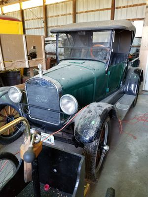 1926 Ford Model T Roadster Pickup for Sale in Radnor, OH