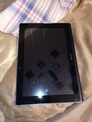 Acer tablet 10inch for Sale in Tacoma, WA