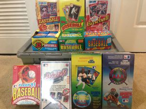 Baseball cards for Sale in Cupertino, CA