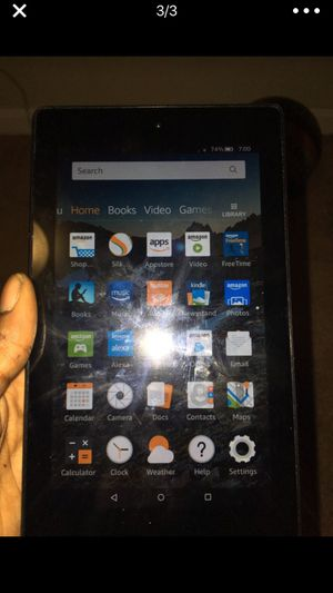 Kindle Fire ‼️‼️ for Sale in Cleveland, OH