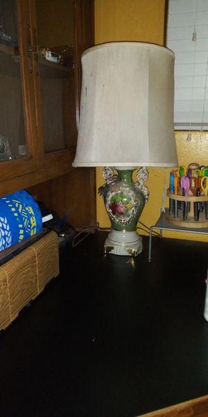 Antique lamp for Sale in Tucson, AZ
