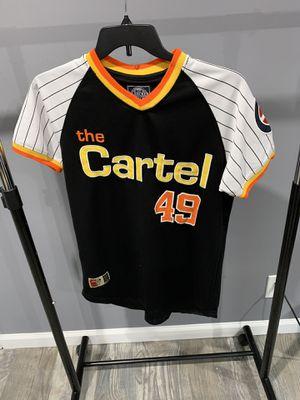cartel baseball tee for Sale in Fort Belvoir, VA