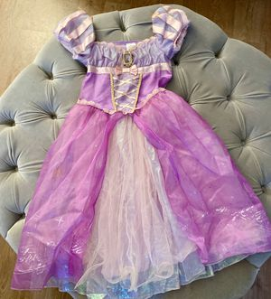 Disney Store Rapunzel Dress for Sale in Chula Vista, CA