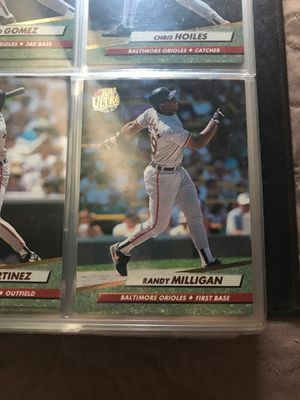 '92 Randy Milligan Baltimore Orioles 1st base for Sale in Abbottstown, PA