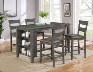 Counter High Table Set 5pc for Sale in San Dimas, CA