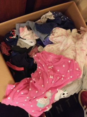 Girl baby clothes for Sale in Lewisville, TX