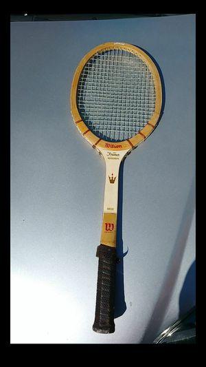 Vintage tennis racket for Sale in Chandler, AZ