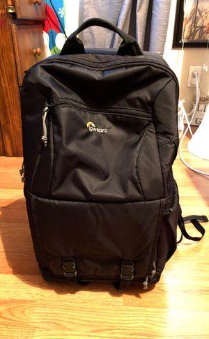 Lowepro camera backpack for Sale in San Antonio, TX