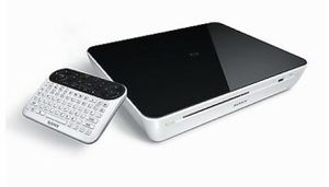 ony NSZ-GT1 1080p Blu-ray Disc Player Featuring Google TV with Built-In Wi-Fi for Sale in St. Pete Beach, FL