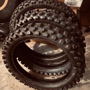 Dirt Bike Tires 120/80/19 for Sale in Gresham, OR