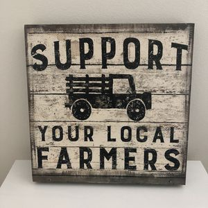 Farmhouse Wall Decor - Farmers for Sale in Lake Stevens, WA