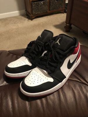 Air Jordan 1 low for Sale in Painesville, OH
