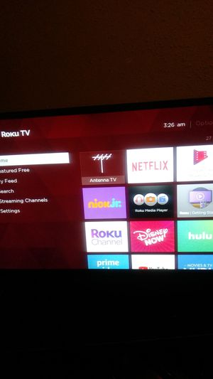 32 inch TCL roku tv for Sale in Jacksonville, FL