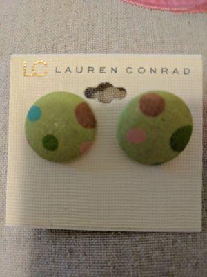 Polka dot earrings for Sale in Rockville, MD