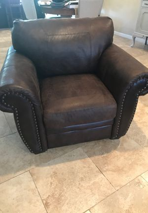 2 Leather Chairs for Sale in Phoenix, AZ