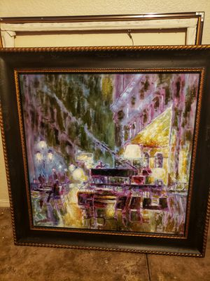 Michael Flohr painting for Sale in Peoria, AZ