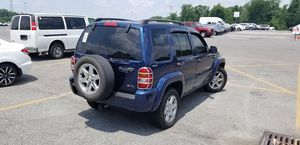 2002 jeep liberty 4x4 3.7l for Sale in Burtonsville, MD