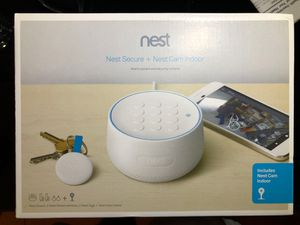 Nest Secure + Nest Cam Indoor for Sale in Miami, FL